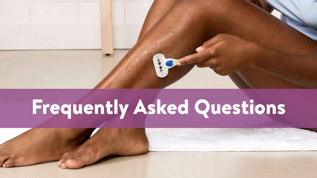 Bikini Trimmer Frequently Asked Questions