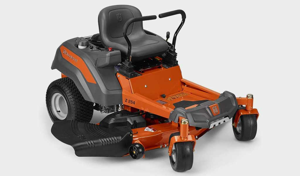 Husqvarna Z254 Zero Turn Mower – The Evergreen