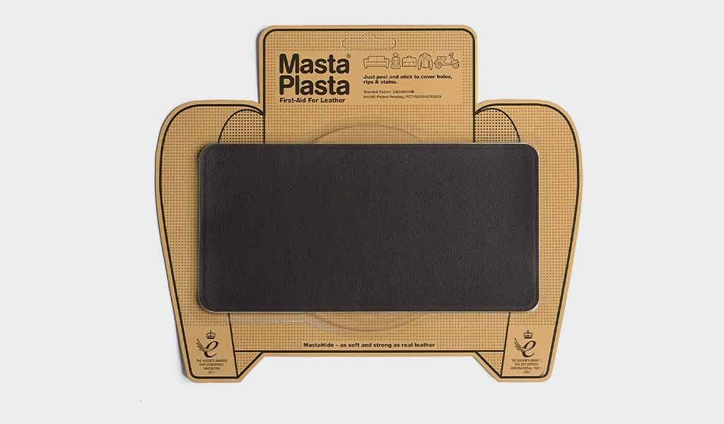 MastaPlasta Self-Adhesive Patch for Leather Repair kit