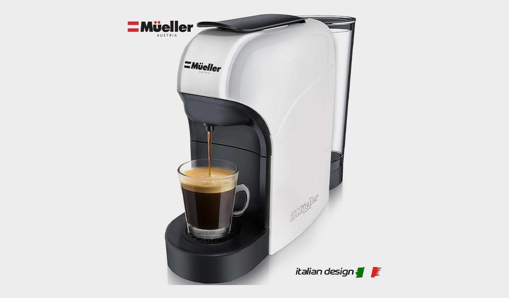 Mueller Espresso Machine – The Premium