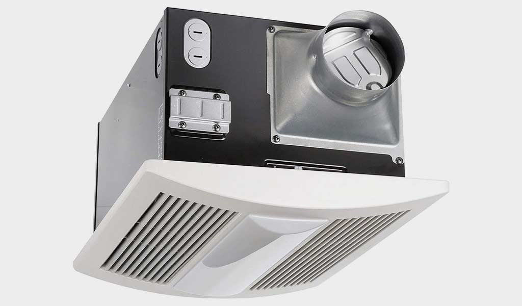 Bathroom Exhaust Ventilation & Heating Fans