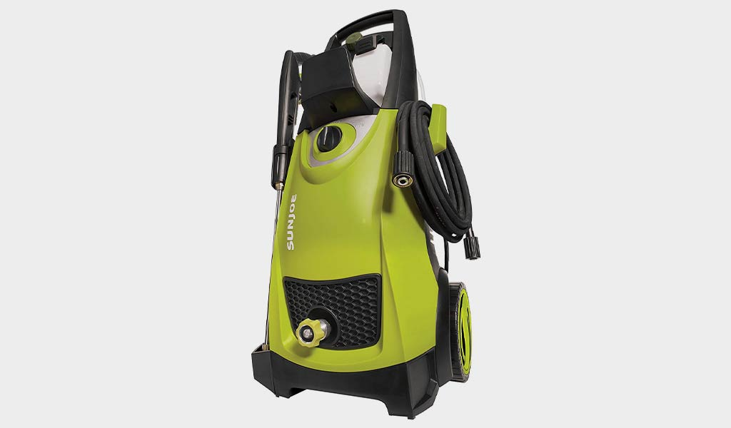 Sun Joe Lightweight and Portable - Electric Pressure Washer