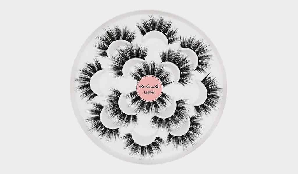Veleasha 5D Mink Lashes Handmade - Eyelash Extensions