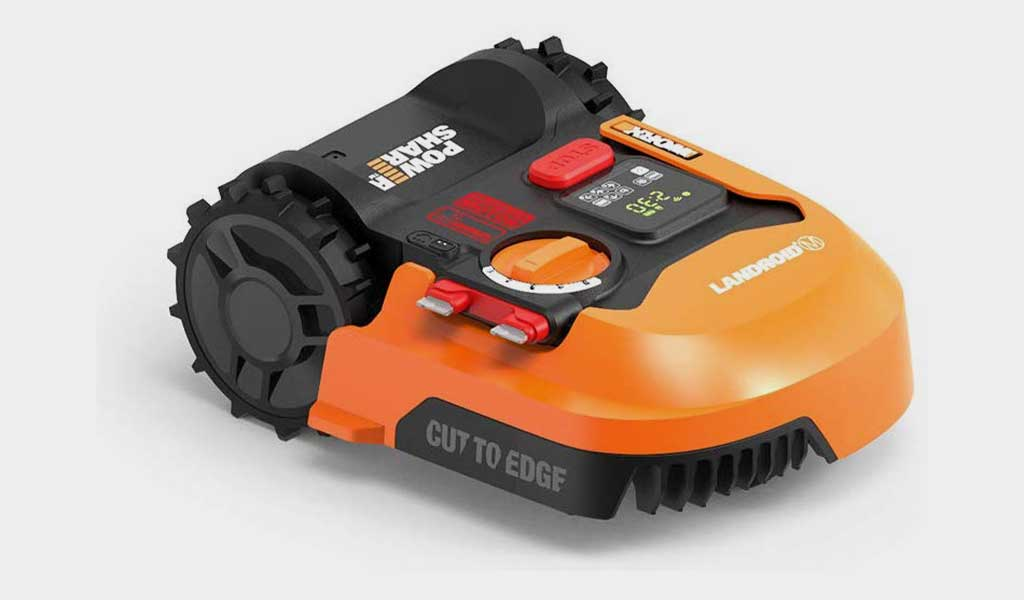WORX WR140 Landroid  Robot Lawn Mower (Premium recommendation)