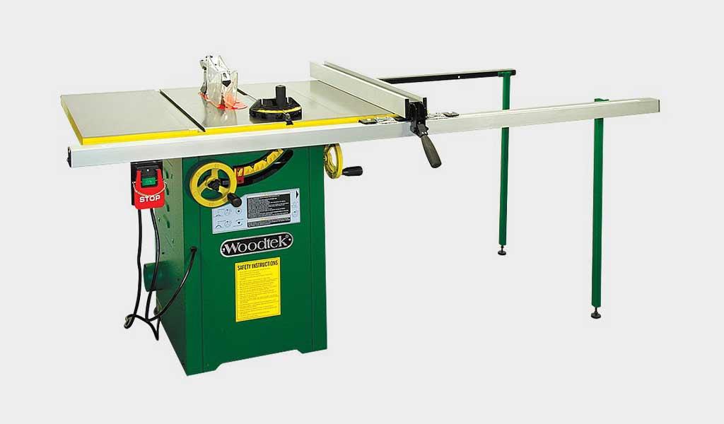 Woodtek Machinery Hybrid Table Saw