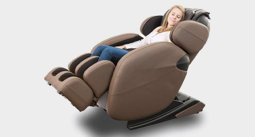 Zero Gravity Full Body kahuna Massage Chair Recliner LM6800 with Yoga