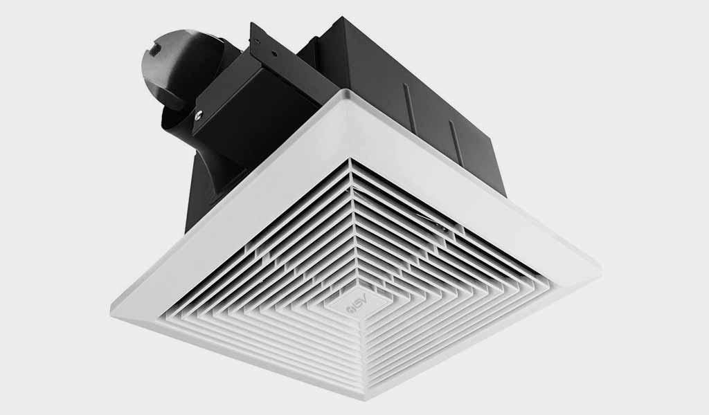 BV Ultra-Quiet Bathroom Ventilation and Exhaust Fan