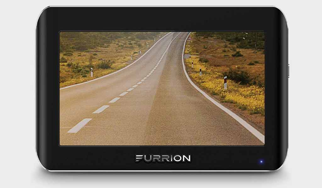 Furrion RV Camera - Smart navigation
