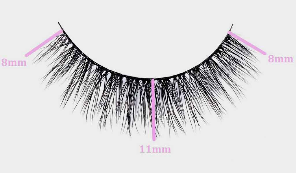 Icona Mink Eyelash Extensions for Multiple Use