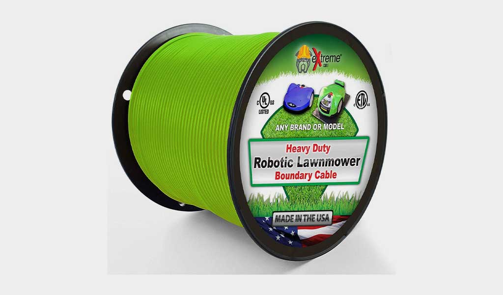 Extreme Consumer Products Universal Heavy Duty Automatic Lawnmower Boundary Wire