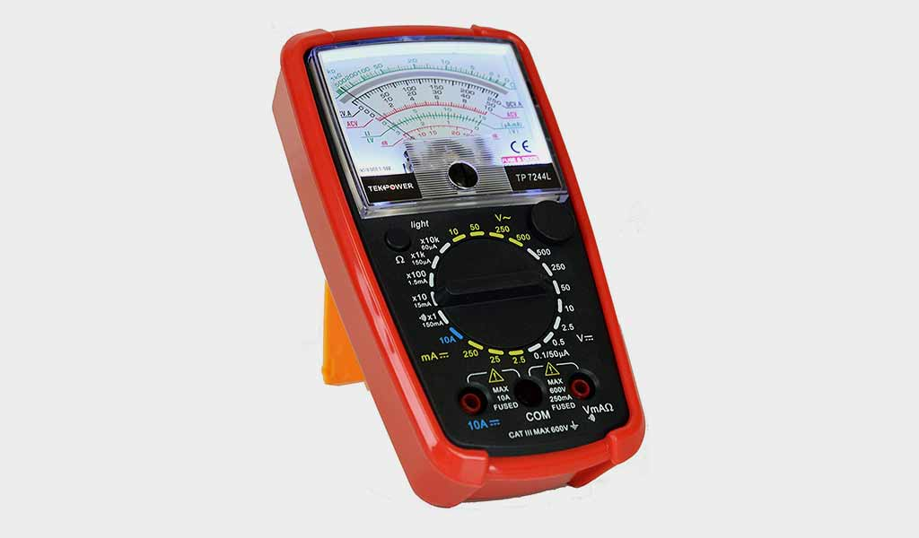 Tekpower TP7244L Analog Multimeter