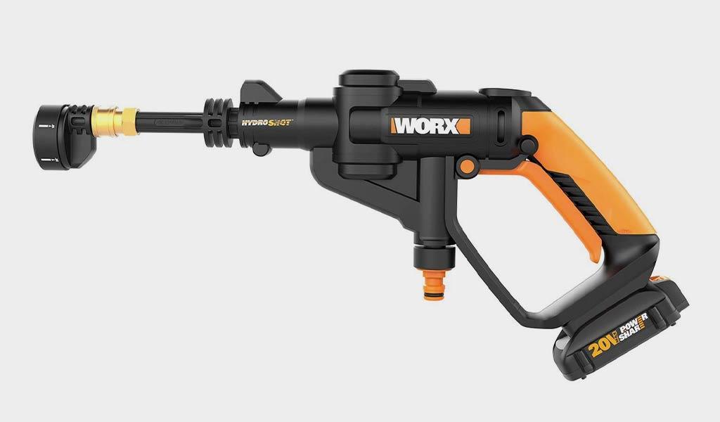 Worx HydroShot 20V Max Portable Power Cleaner