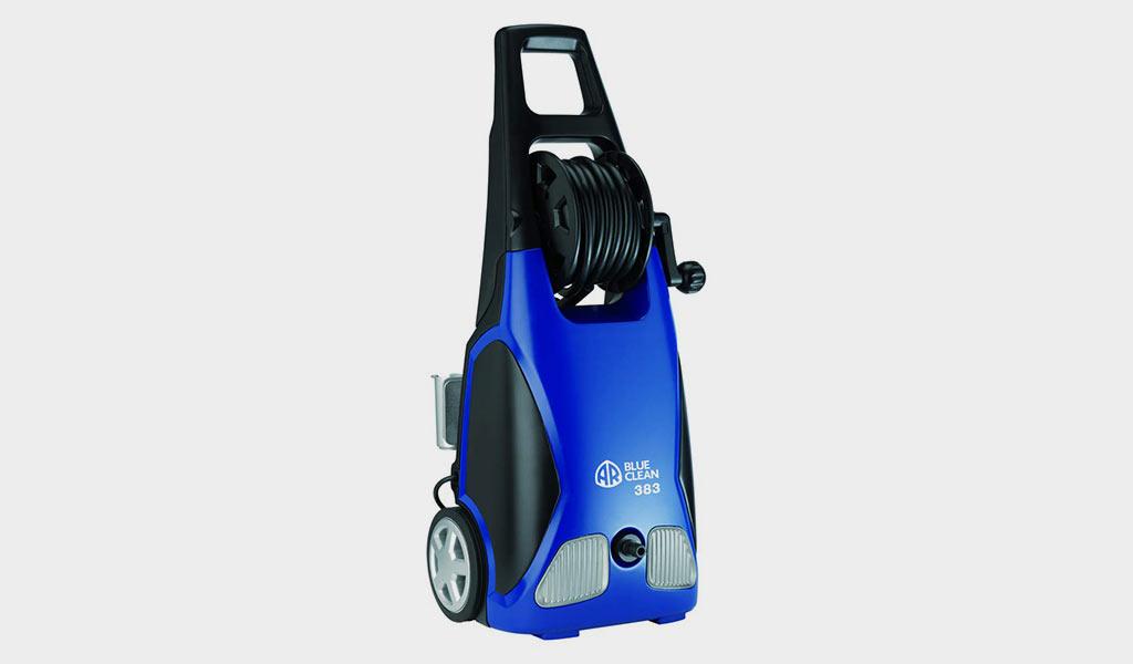 AR Blue Clean PSI Electric Pressure Washer Detergent Bottle & Hose