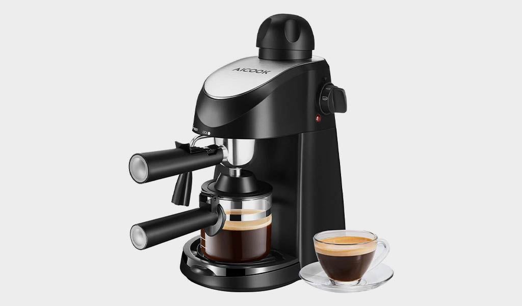 Aicook 3.5 Bar Espresso Machine – The Best Seller