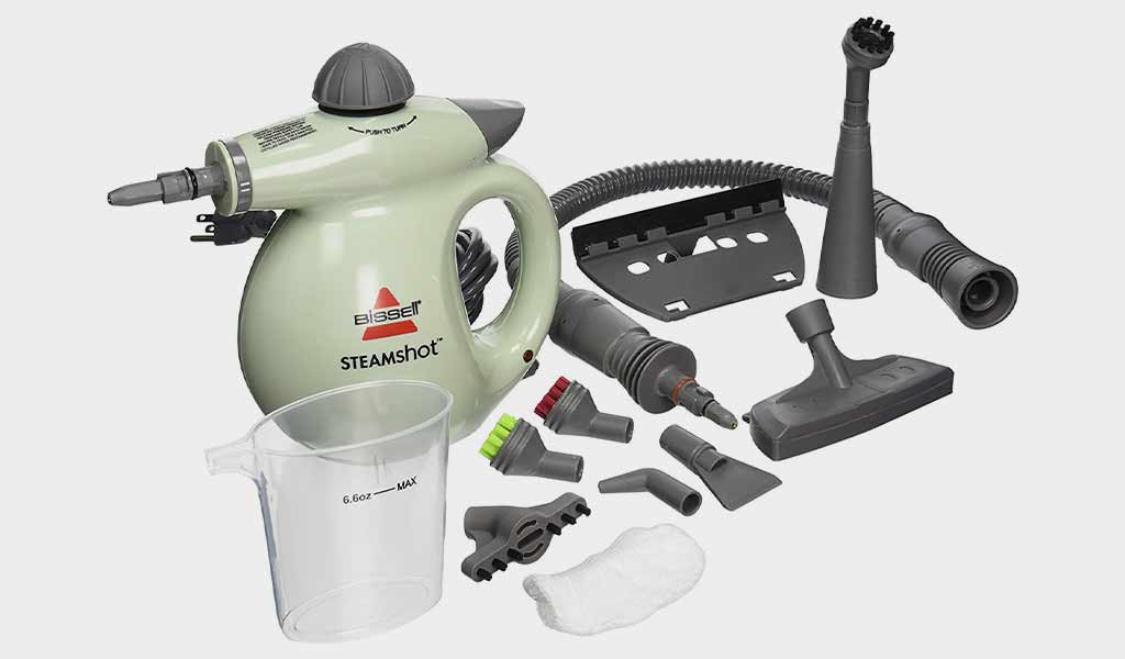BISSELL Steam Shot Deluxe - Steam Cleaner