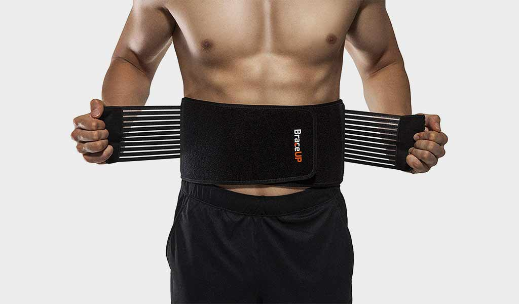 Stabilizing Back Braces by BRACE UP