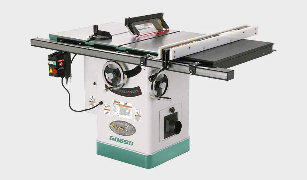 Grizzly G0690 Cabinet Table Saw