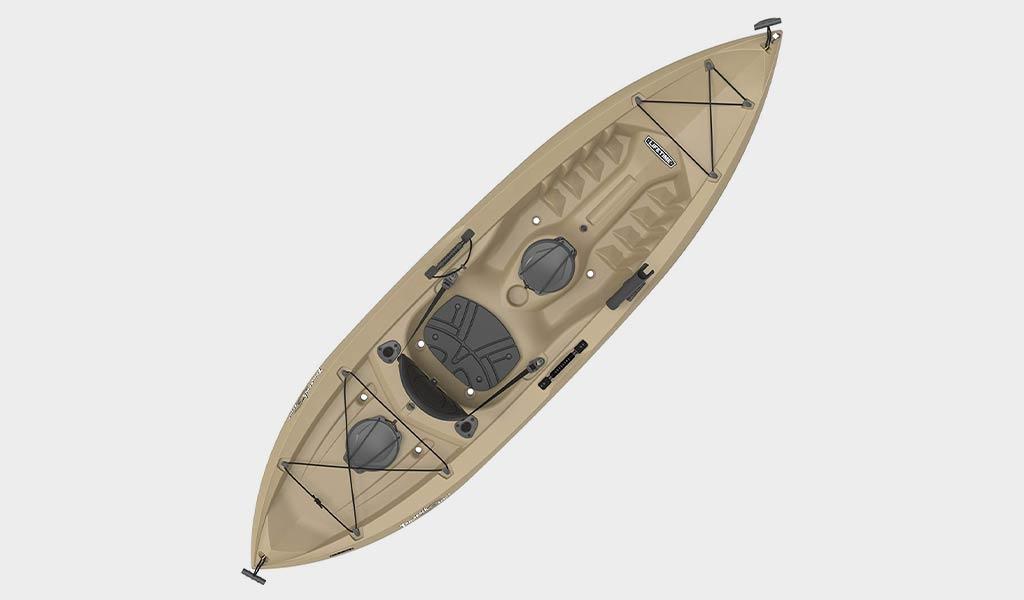 Lifetime Tamarack Angler 100 Best Fishing Kayak