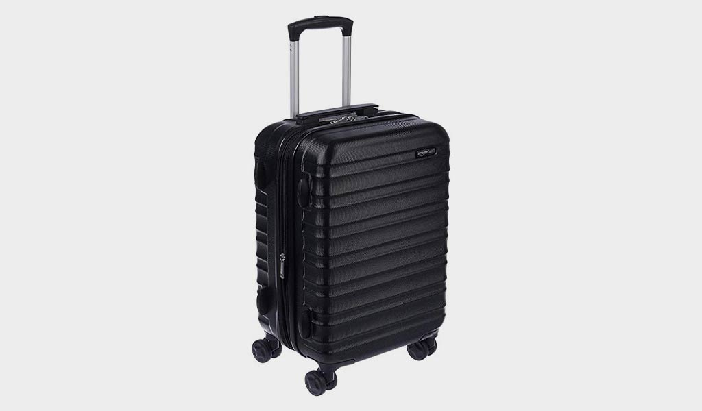 Amazon Basics Hardside Spinner Luggage