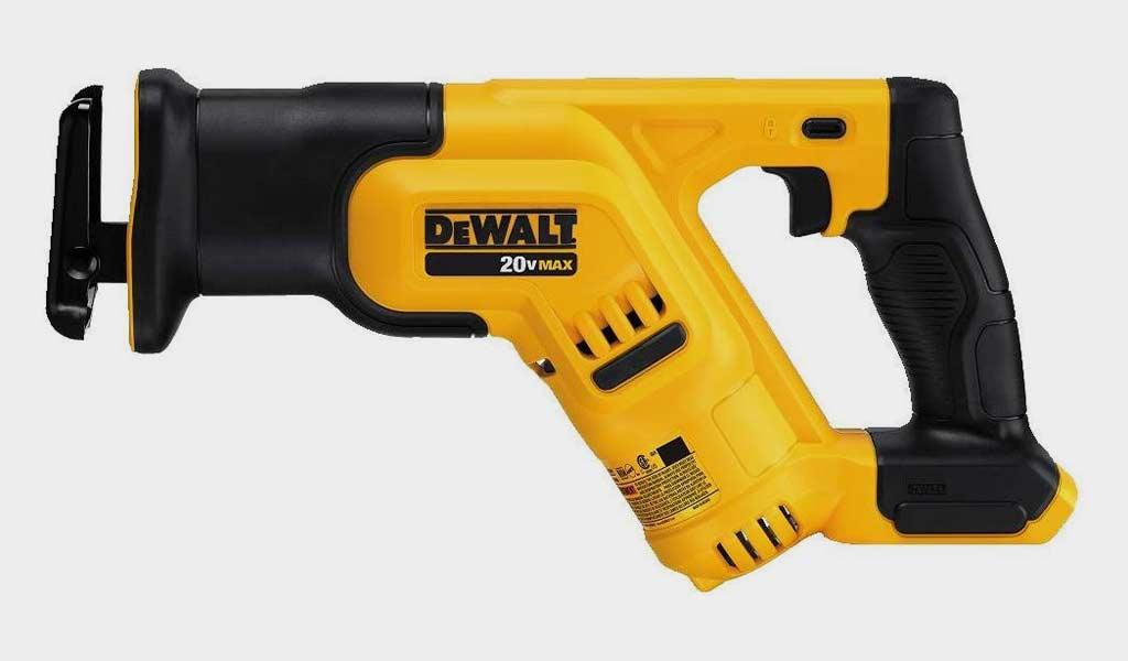 DEWALT DCS387B 20-volt Compact Reciprocating Saw