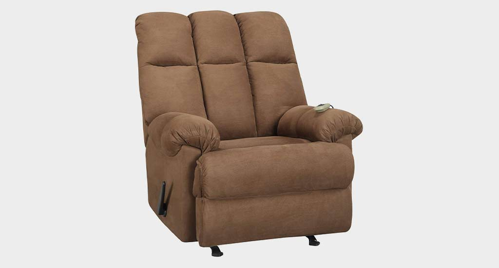 Recliner chair should be able to relieve the stress and fatigue