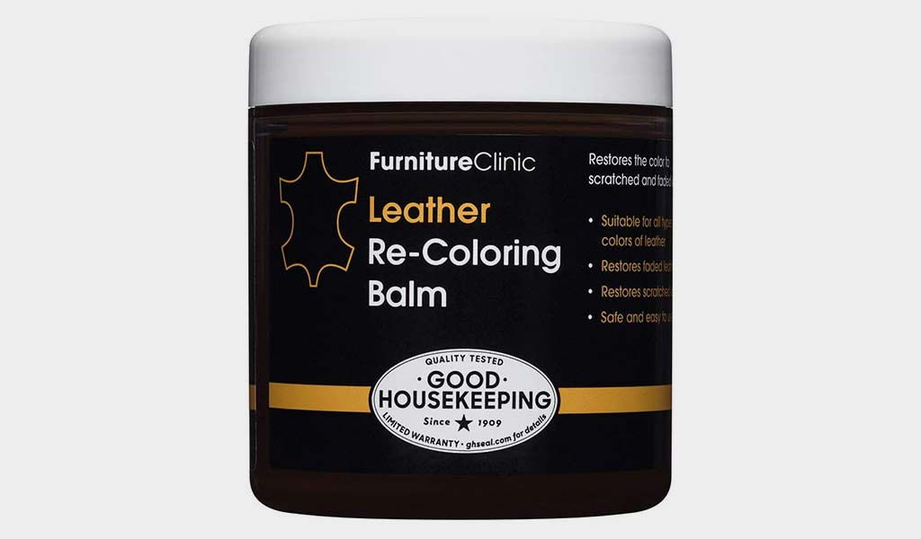 Furniture Clinic Leather - Recoloring Balm Renew