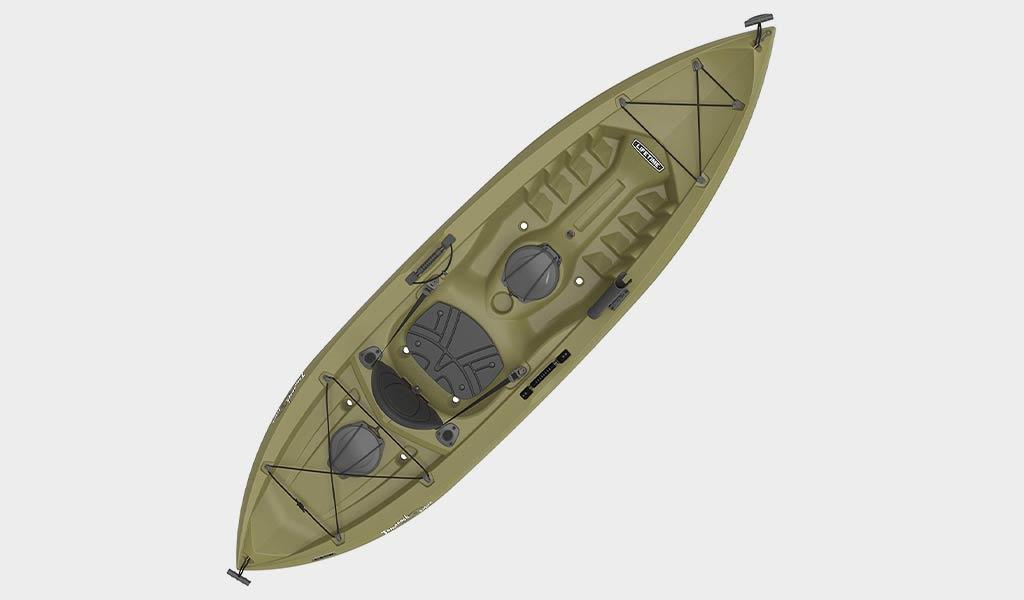Lifetime Tamarack Angler Sit-On-Top Fishing Kayak