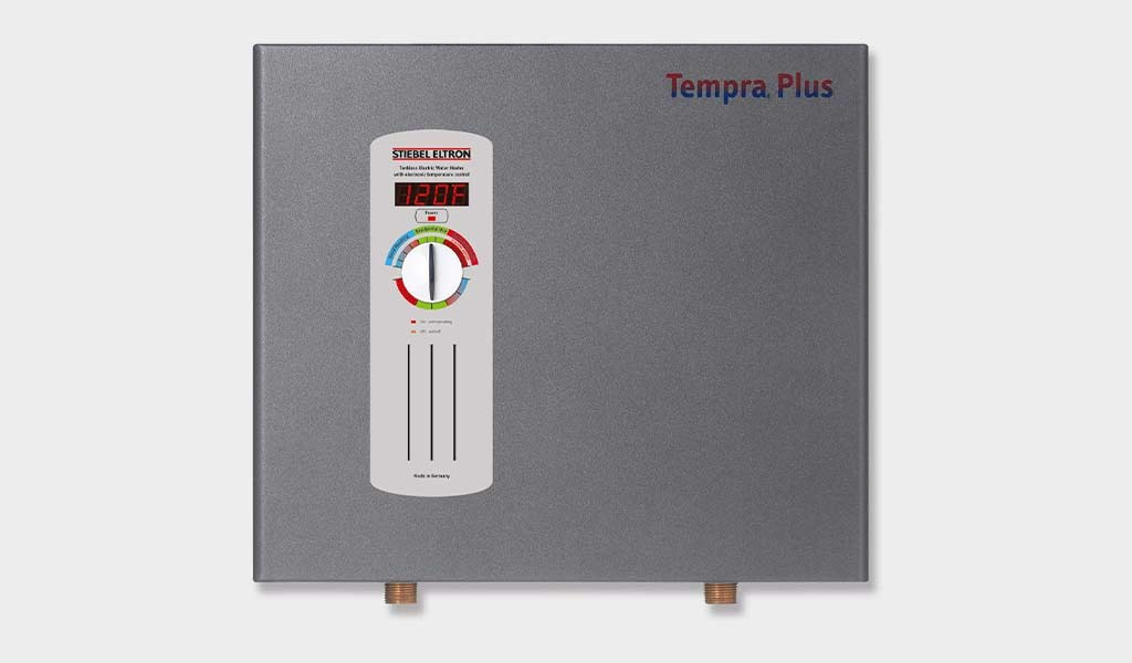 Stiebel Eltron Tempra Plus Self-Modulating tankless electric water heater