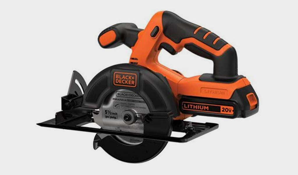 BLACK+DECKER 20V - Cordless Circular Saw