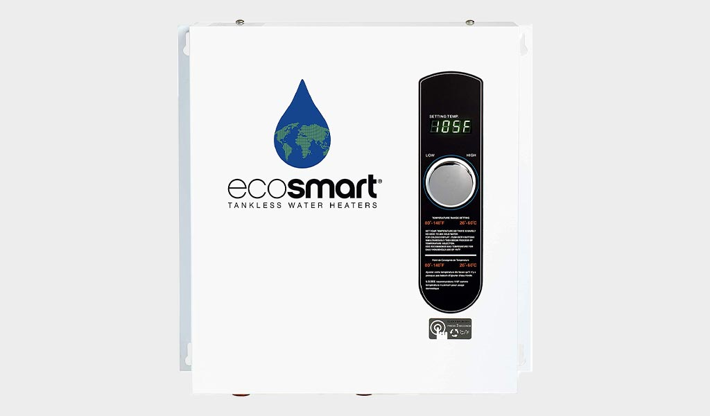 ECO 36 Ecosmart Electric Tankless Water Heater