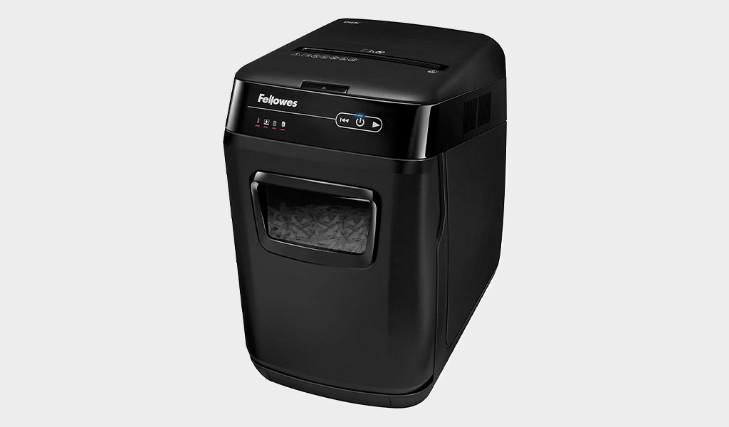 Fellowes AutoMax 130C Shredder for Office Use