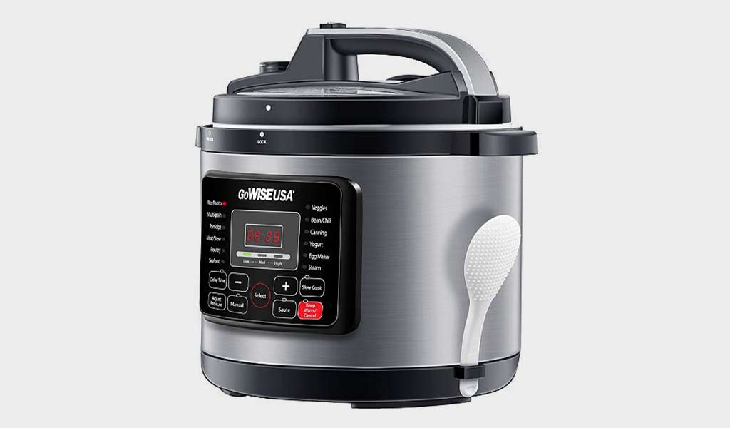 GoWise USA GW22700 Multifunctional Pressure Cooker