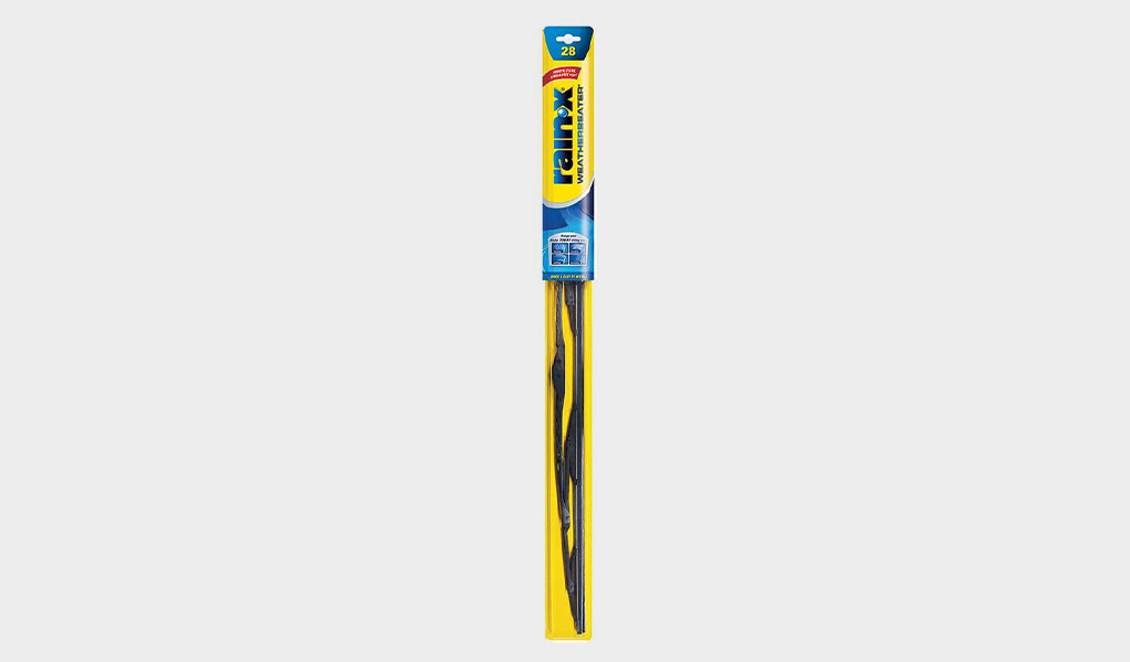 Rain-X Wiper Whi Blade - Weatherbeater Wiper Blade - 28-Inches