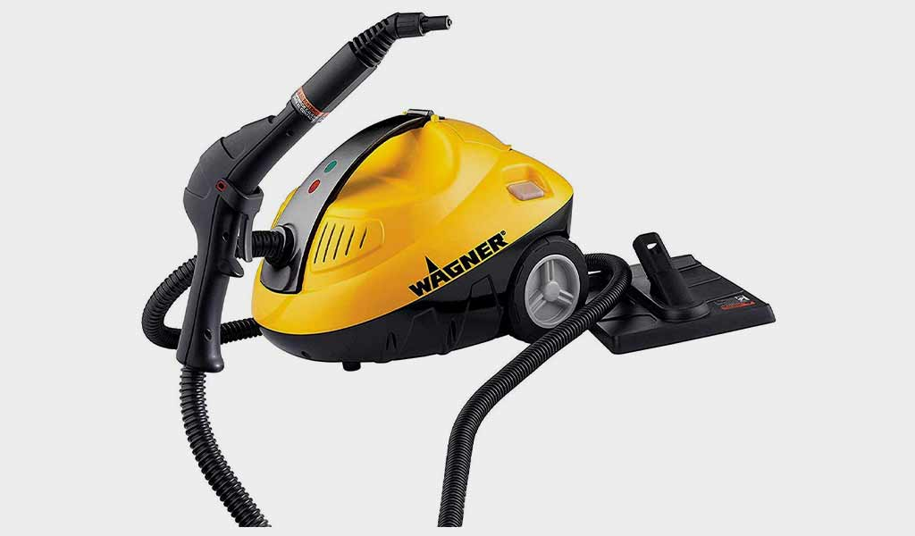 Wagner Spraytech Wagner -120 Volts Steam Cleaner