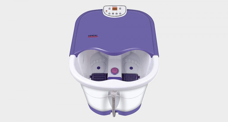 All in one Deep Foot and Leg Spa Bath Massager