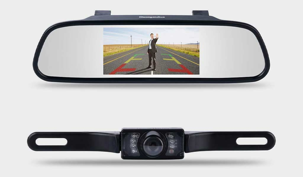 Chuanganzhup Backup Camera - Cost Effective