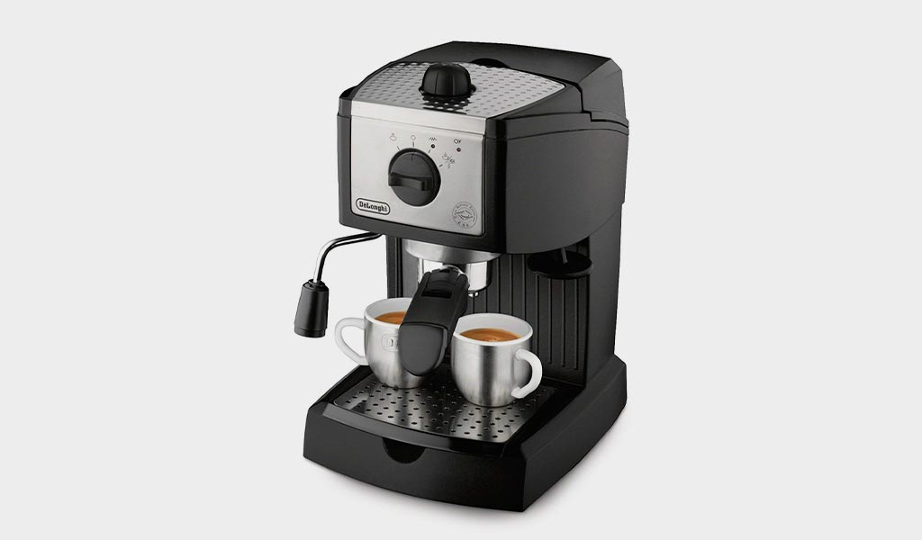 De'Longhi 15 Bar Espresso Coffee Machine  Mr. Professional