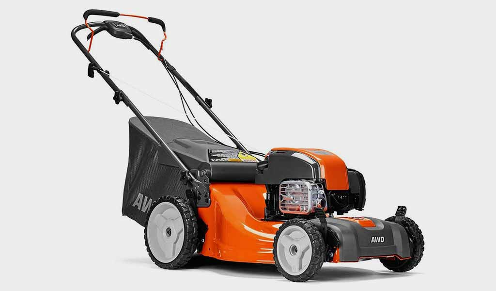 Husqvarna Honda Walk Behind Propelled Mower