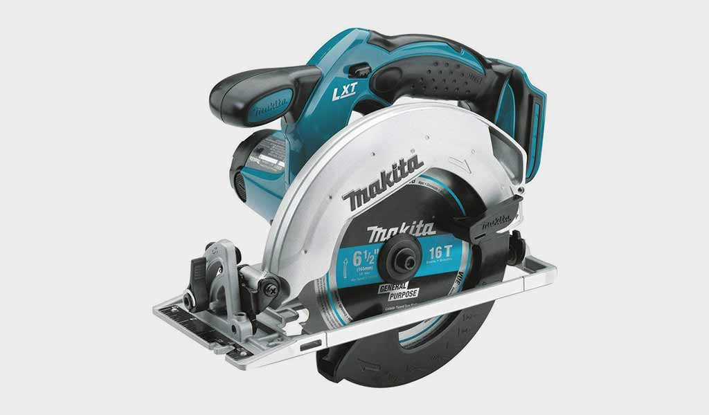 Makita XSS02Z 18V LXT Lithium-Ion Cordless  Circular Saw