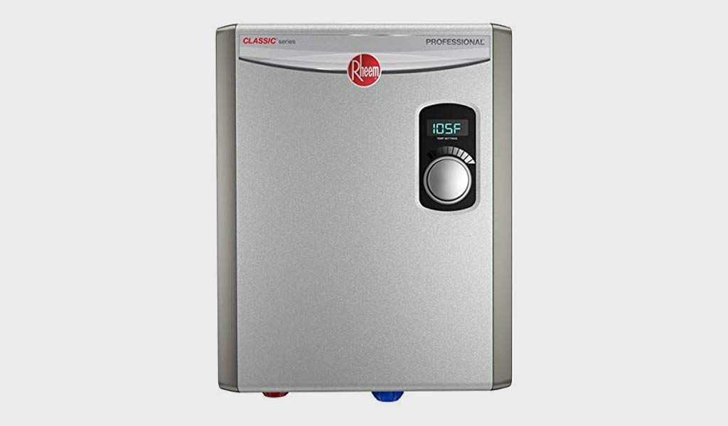 RTEX-18 Rheem Heating Chambers Tankless Water Heater