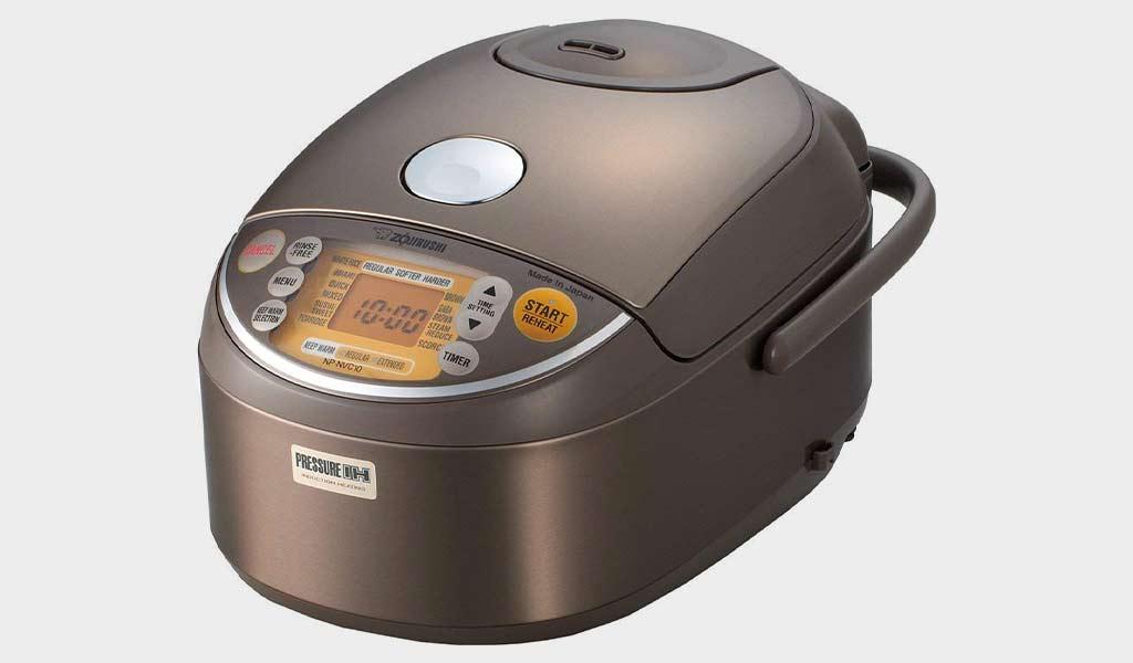 Zojirishi Electric Pressure Cooker for Beginners