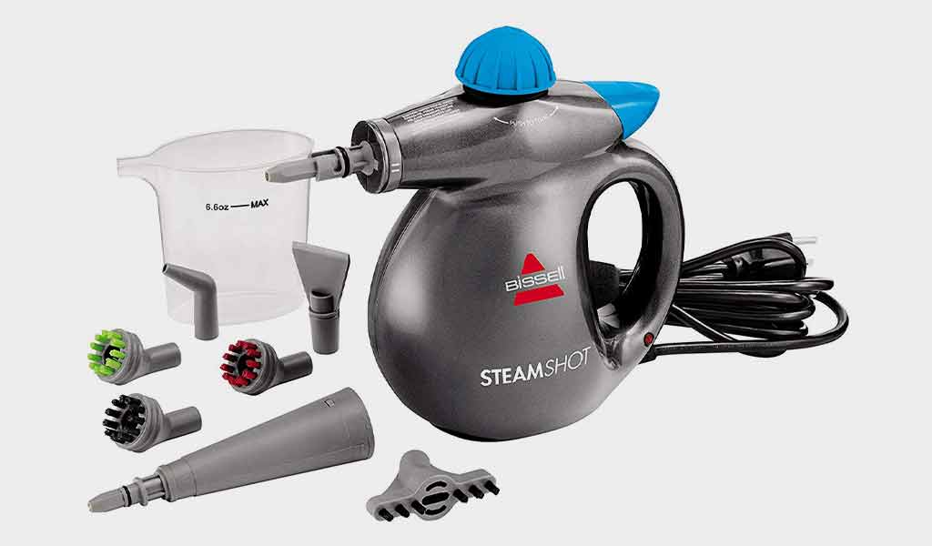 Bissell Shot Hard Surface Steam Cleaner