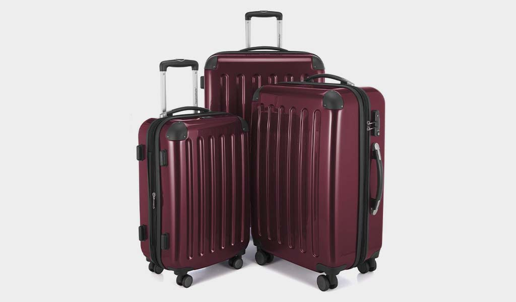 Hauptstadtkoffer Hardside Luggage Set