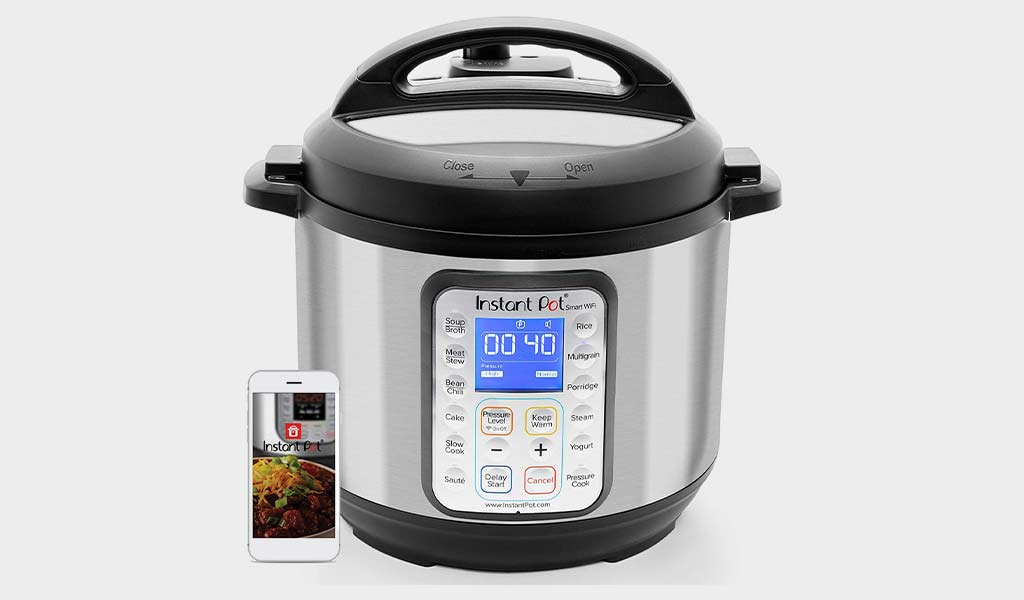 Instant Pot Smart Multi-Use Electric Pressure Cooker