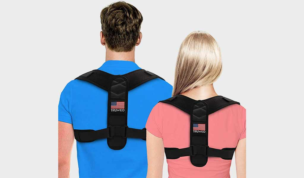 Posture corrector by TRUWEO