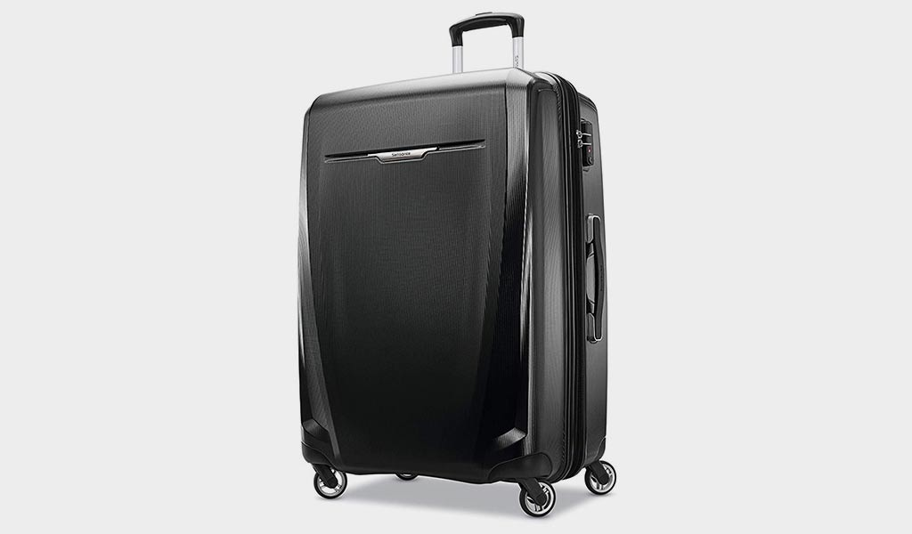Samsonite Winfield Luggage with Spinner Wheels
