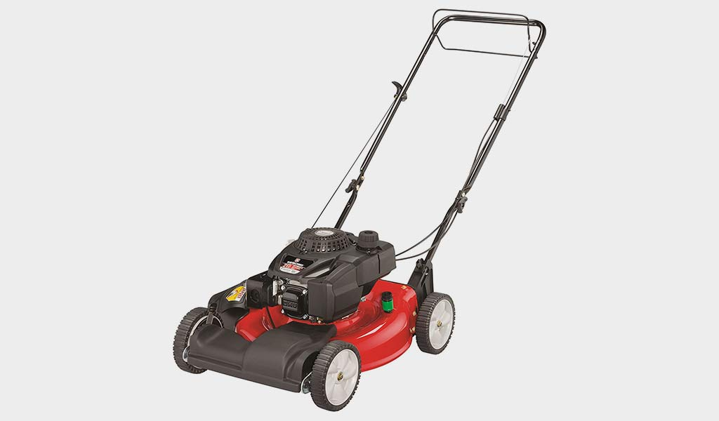 Yard Machines Gas Self Propelled Lawn Mower