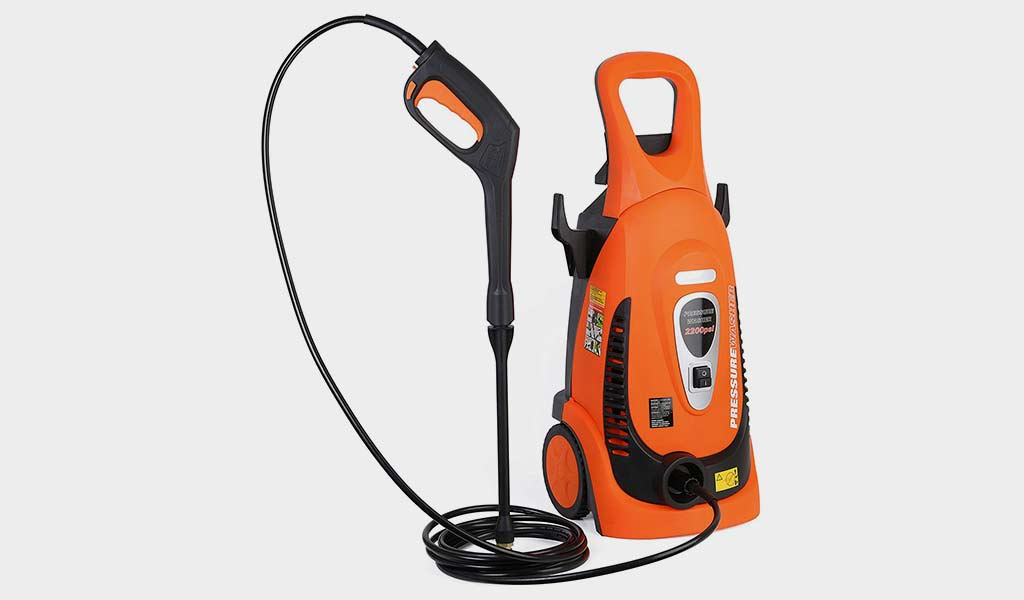 Ivation Electric Powered Pressure Washer