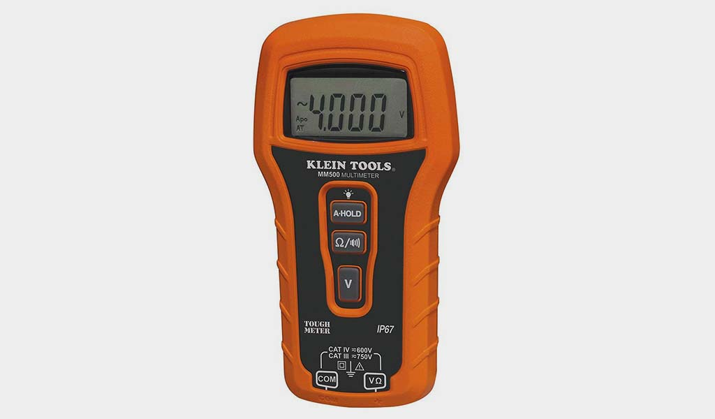 Klein Tools MM500 Auto Ranging Multimeter