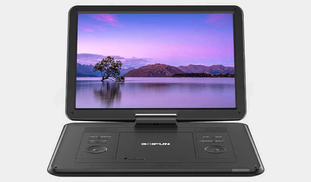 Portable DVD Player by BOIFUN